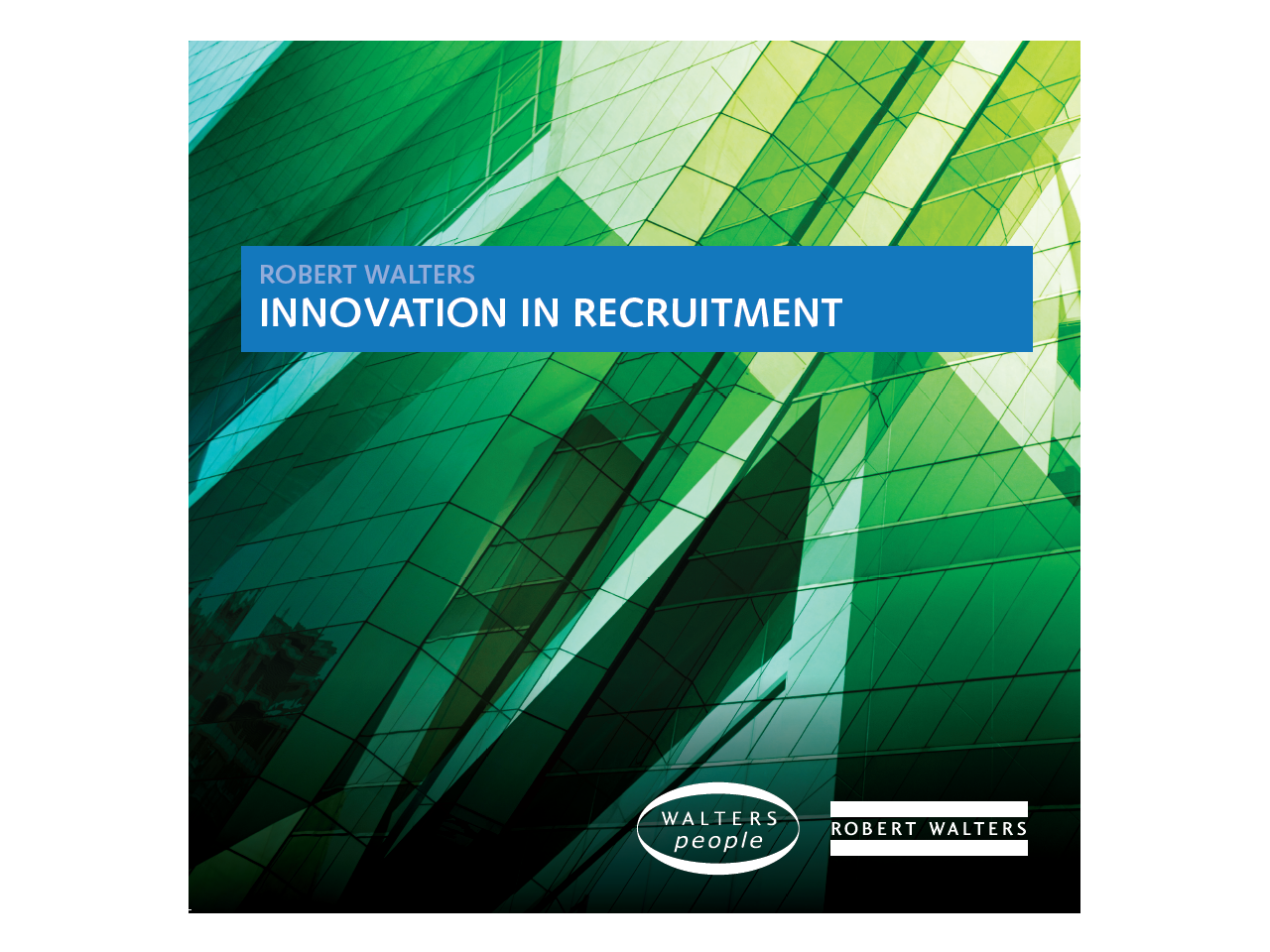 Innovatie in Recruitment whitepaper