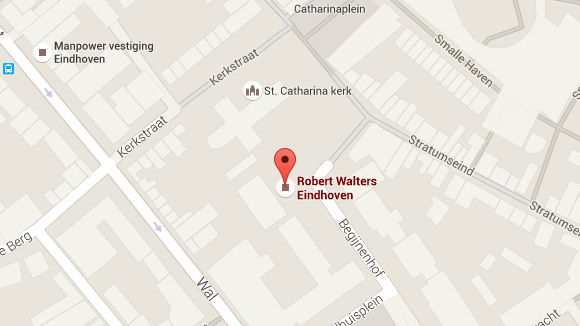 Robert Walters Eindhoven office location